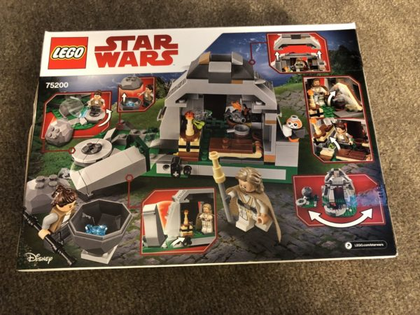 Star Wars LEGO Ahch-To Island Set is Here, With Porgs! - Bleeding ...