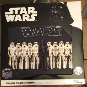 Star Wars Walmart Ottoman 1