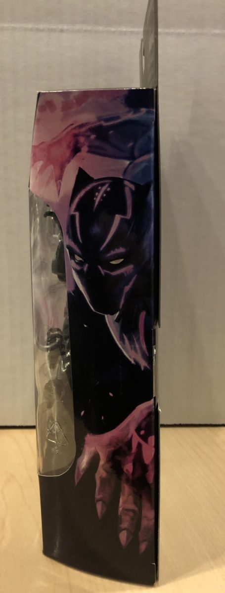 Black Panther Marvel Legends Walmart Exclusive 3
