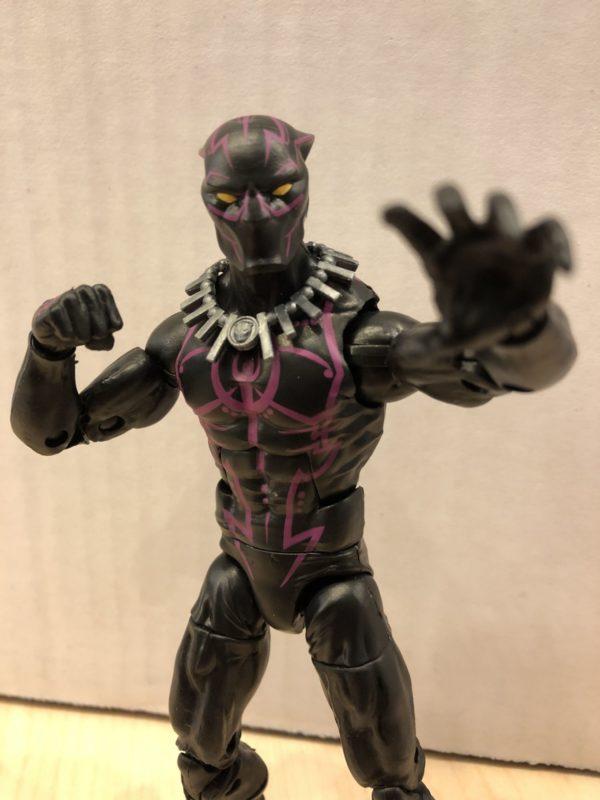 Black Panther Marvel Legends Walmart Exclusive 7