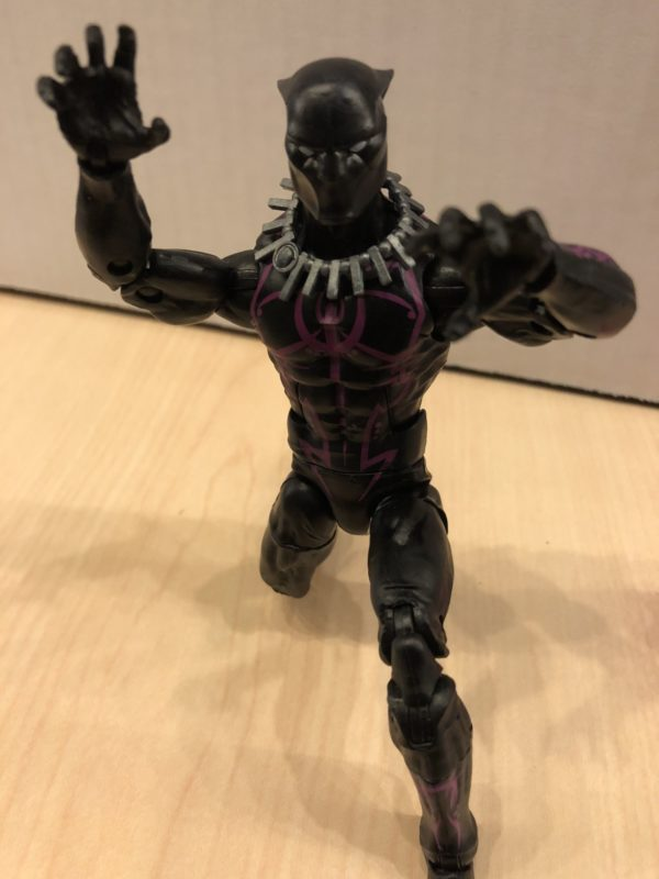 Black Panther Marvel Legends Walmart Exclusive 10
