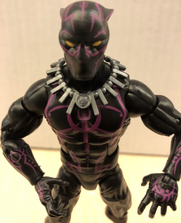 Black Panther Marvel Legends Walmart Exclusive 12