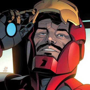 iron man #600 bendis