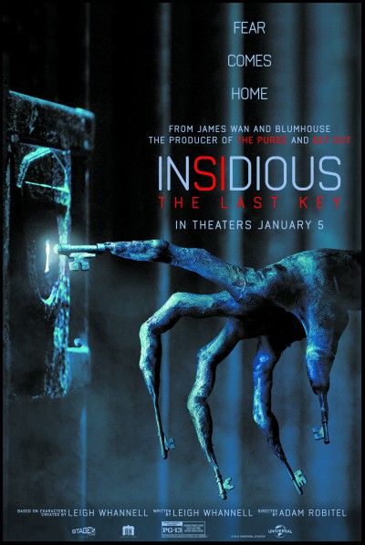 Insidious The Last Key Review Disappointing By The Numbers Horror