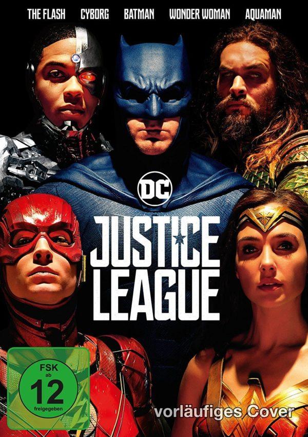 Justice League German