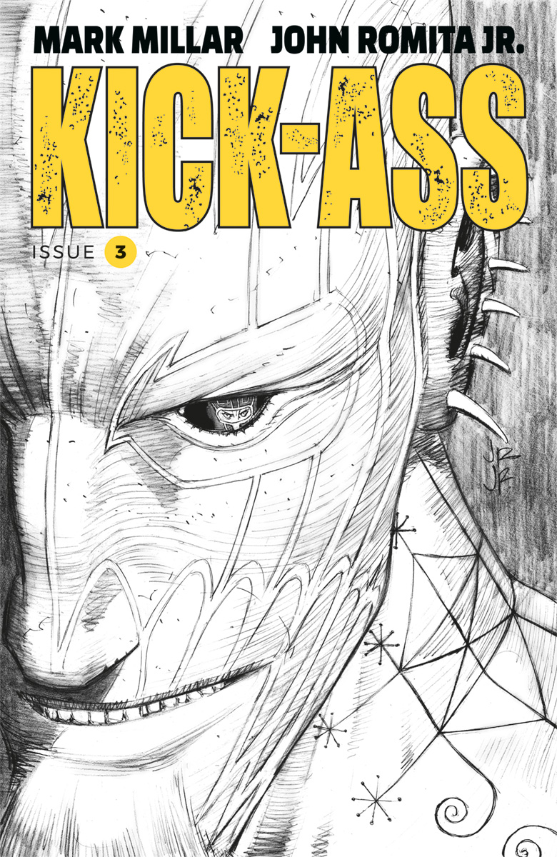 Kick-Ass #3