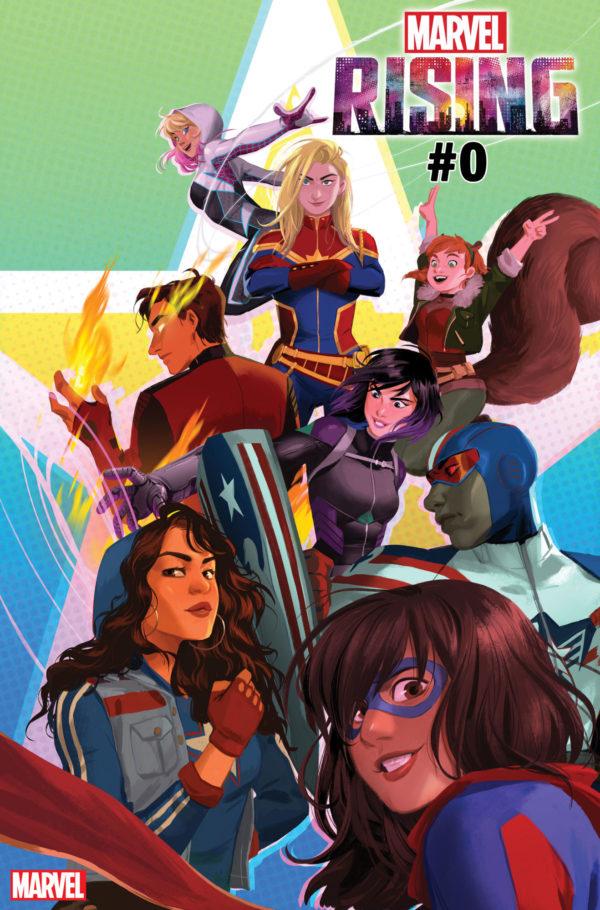 marvel comics june 2018