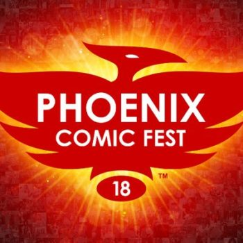 Phoenix Comic Fest comicon trademark