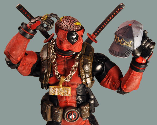 NECA Ultimate Deadpool 4