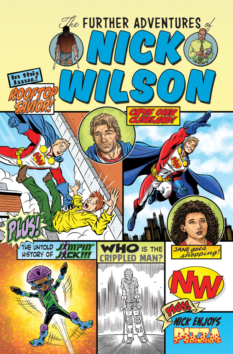 The Further Adventures Of Nick Wilson #4 (Of 5)