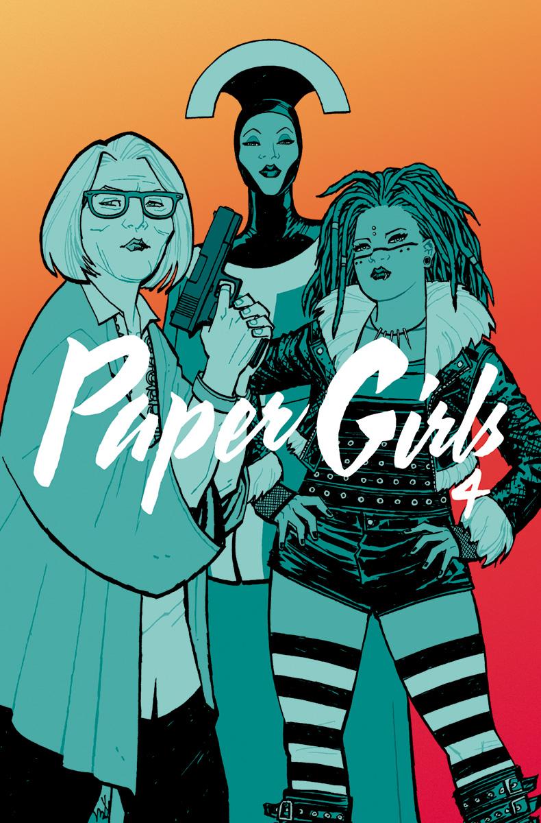 Paper Girls, Vol. 4 TP