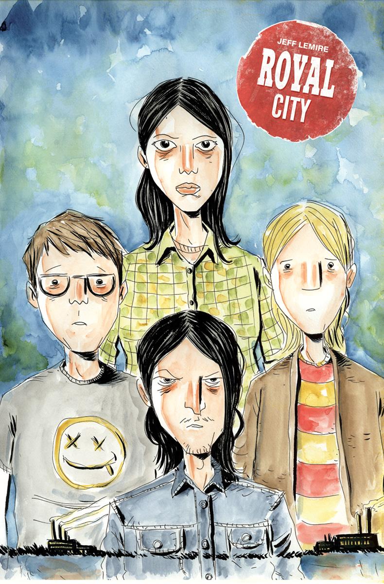 Royal City, Vol. 2: Sonic Youth TP