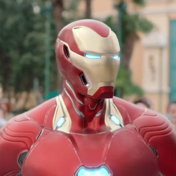 iron man disneyland paris