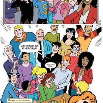 Nancy Silberkleit archie comics