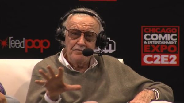 stan lee at c2e2