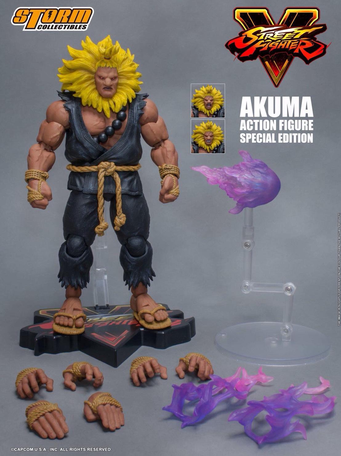 akuma kanji street fighter 5