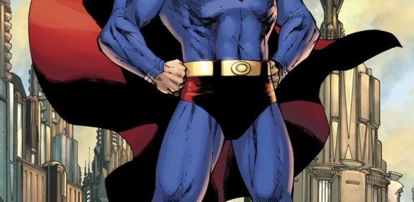 Superman's Underpants by Jim Lee