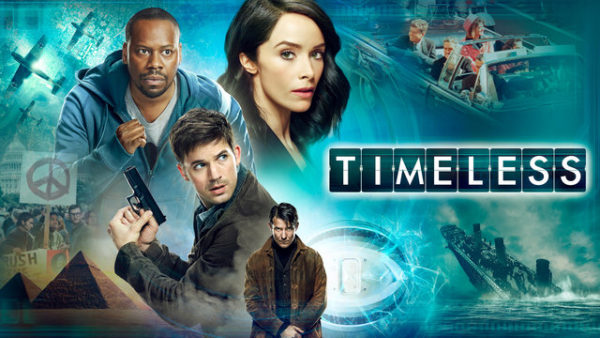 timeless cancelled nbc
