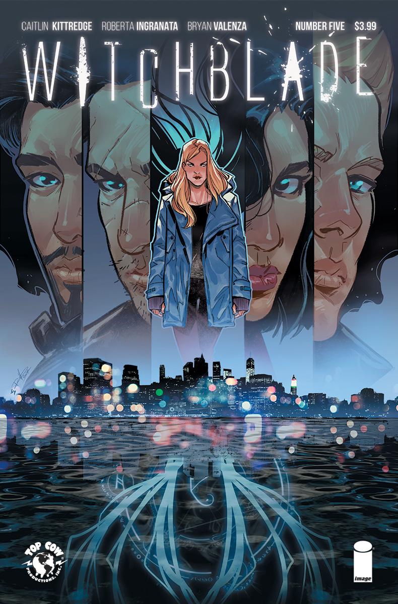 Witchblade (2017) #5
