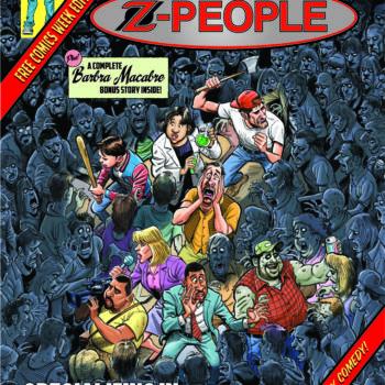 z-people sitcomics