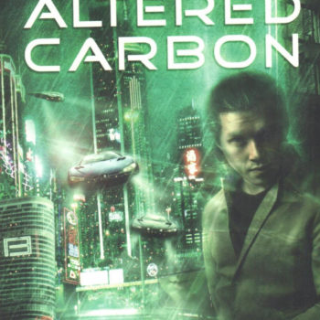 Altered Carbon and more geeky news