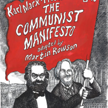 communist manifesto graphic novel