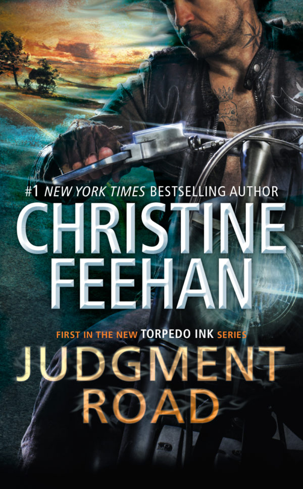 Exclusive First Look At Christine Feehans Judgment Road