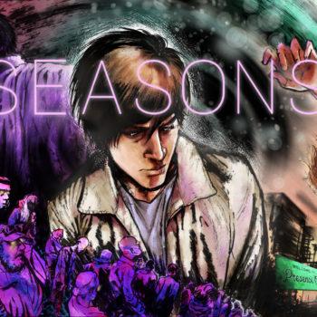 Seasons Indie Comic spotlight