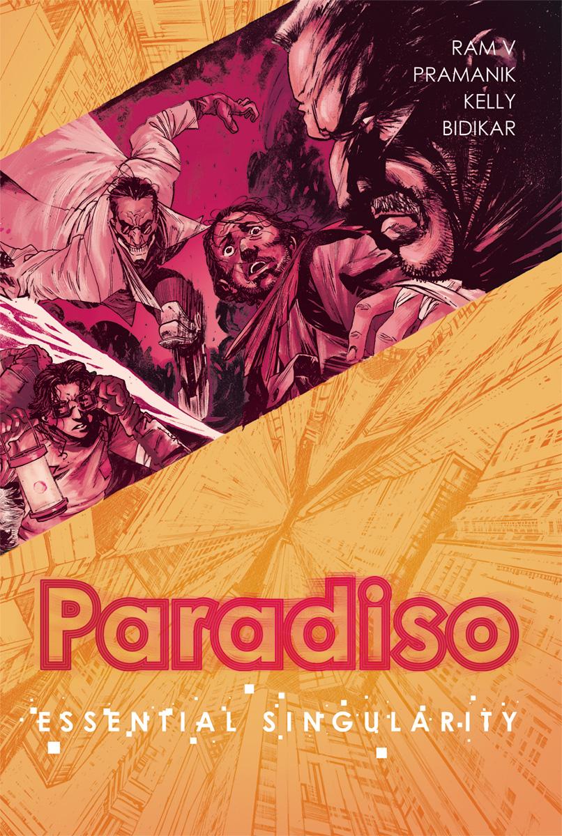 Paradiso, Vol. 1: Essential Singularity TP
