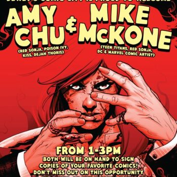 Amy Chu Mike McKone