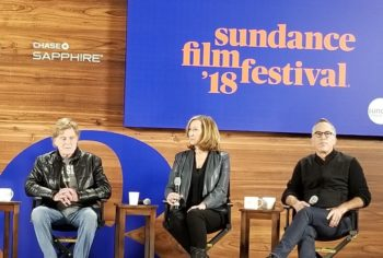 Robert Redford at Sundance 2018