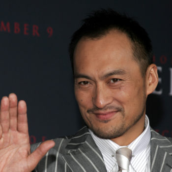 "Ken Watanabe attends The DreamWorks SKG and Sony Pictures Premiere of ""Memoirs of a Geisha"" held at The Kodak Theater in Hollywood, California on December 4, 2005."
