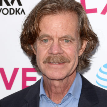 """LOS ANGELES - AUG 23: William H. Macy at the """"The Layover"""" Los Angeles Premiere at the ArcLight Theater on August 23, 2017 in Los Angeles, CA"""