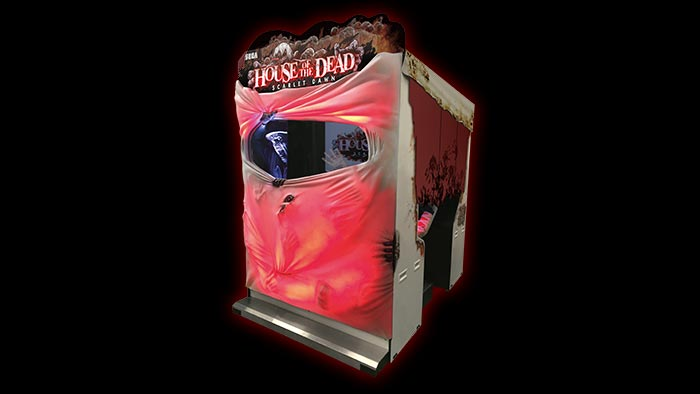house of the dead overkill arcade machine