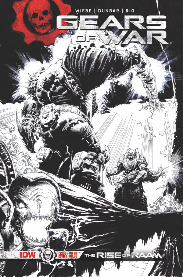 Gears of War, abbot #1 sell out