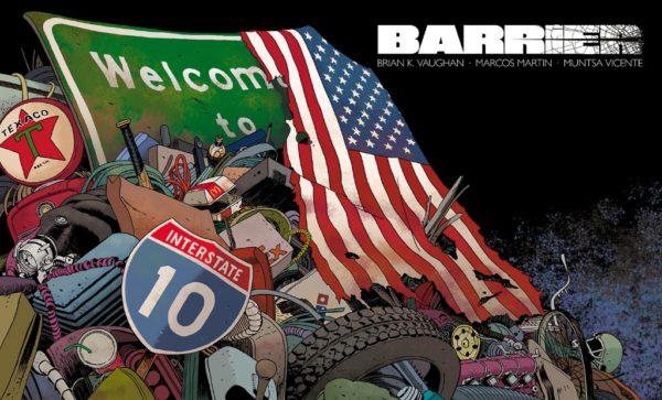Brian K. Vaughan barrier