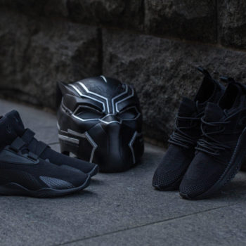 BAIT Puma Black Panther Shoes 1