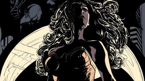Batman #40 cover by Joelle Jones and Jordie Bellaire