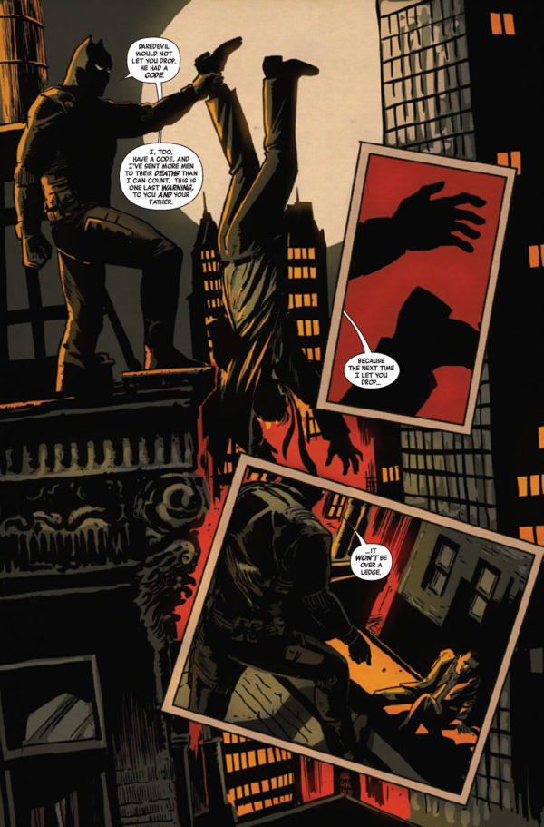 Black Panther #514 art by Francesco Francavilla