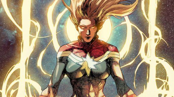 Captain Marvel by Leinil Francis Yu