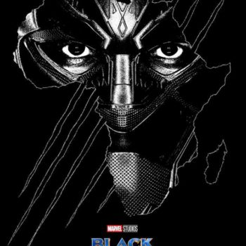 Black Panther poster new