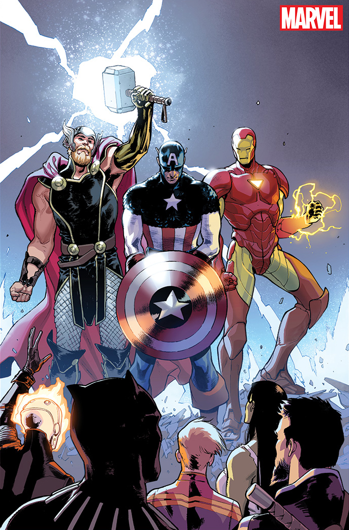 Jason Aaron and Sara Pichelli's Avengers for Free Comic Book Day 2018 - Bleeding Cool News And Rumors