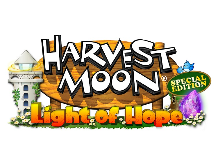 Harvest Moon: Light of Hope's Special Edition Coming To