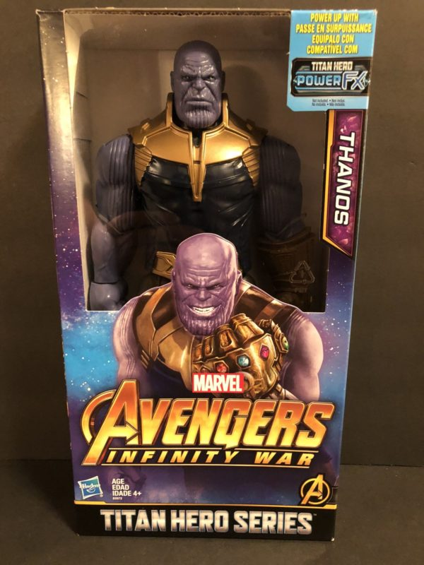 We Take a Look at the Thanos Figure from Avengers  Infinity War 6380efcec5d