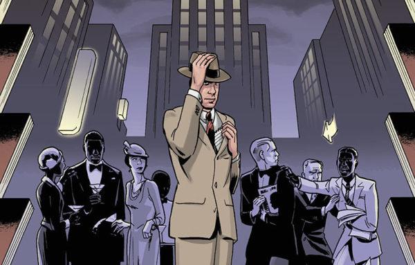 Incognegro: Renaissance #1 cover by Warren Pleece