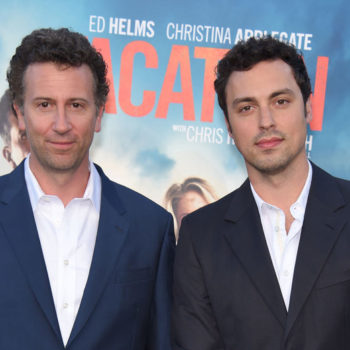 Flashpoint directors John Francis Daley Jonathan Goldstein