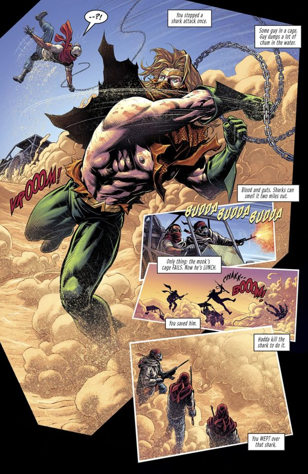 Justice League #39 art by Ian Churchill and Alex Sollazzo