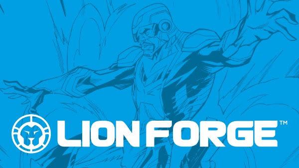 lion forge logo