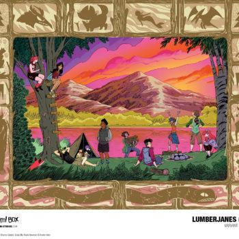 lumberjanes foil variant