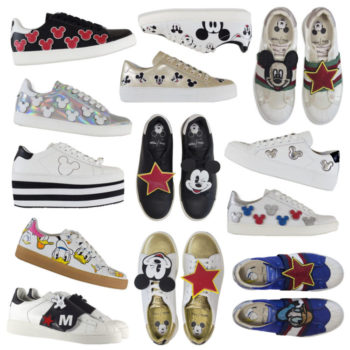 Master of Arts Mickey Shoes